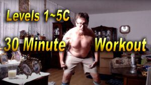 Full Body Workout at Home Without Weights